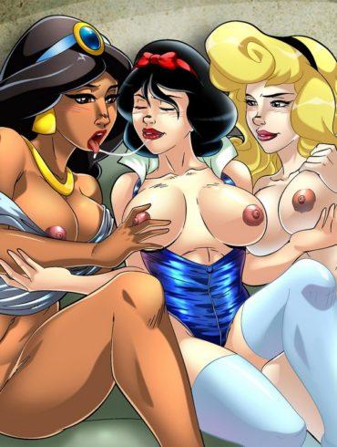 top hottest cartoon princesses