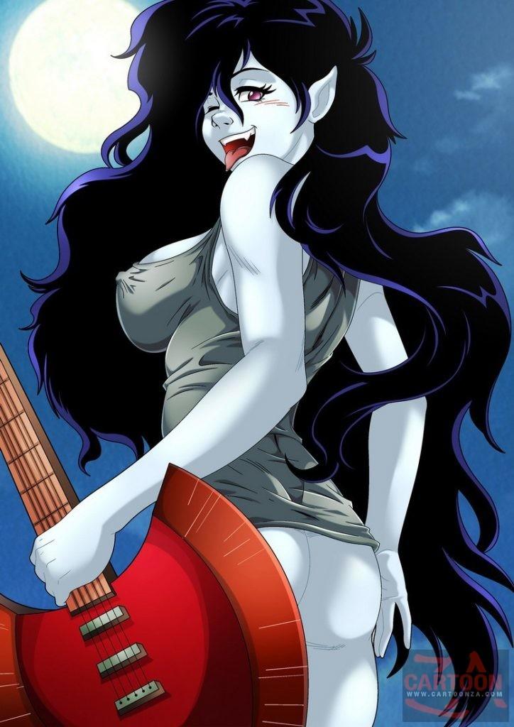 Marceline Abadeer nude